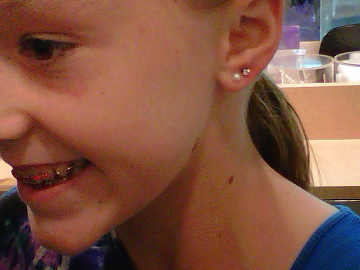 To Pierce Or Not To Pierce That Is The Question Mommy Day By Day