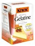 knox gelatin box