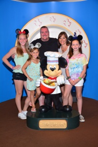 Chef Mickeys  A Family Favorite for Character Dining