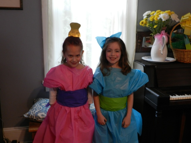 Cinderella's Evil Step Sisters